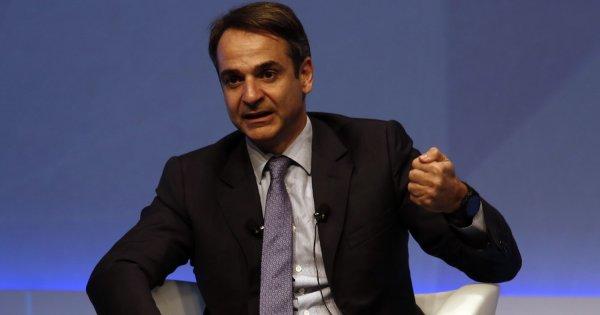 Υπέρ του βουλευτή του ΣΥΡΙΖΑ Χρ.Γιαννούλη τάχθηκε ο Κ.Μητσοτάκης για την απαγόρευση μπάρμπεκιου μπροστά σε μουσουλμάνους