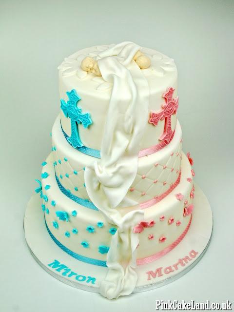 chrsitening cakes london