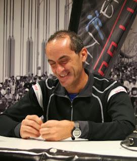Charla Atletismo Jose Manuel Garcia