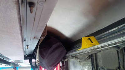 Μετέφερε με λεωφορείο 20 κιλά χασίς από την Αλβανία - Άλλα 8 κιλά εχθές το πρωί