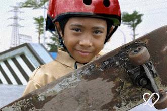 Skate Fellas : Kampanye Positif untuk anak-anak Indonesia