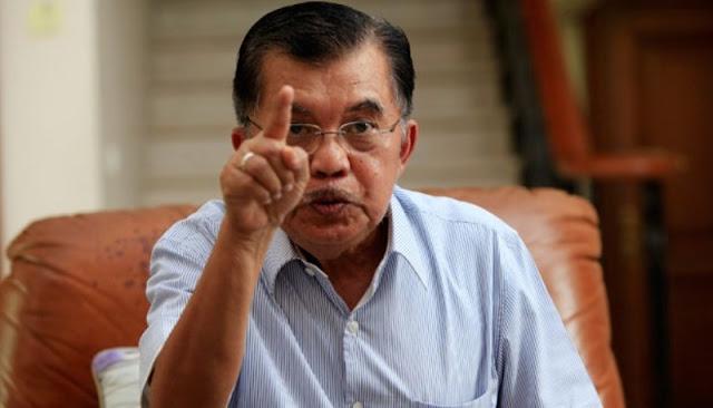 Terbongkar, Wapres JK Akui Pemerintah Saat ini Hanya Resmikan Proyek SBY