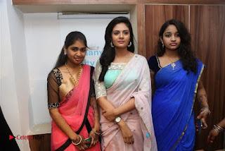Sreemukhi Launches Manvis Saloon  0076.jpg