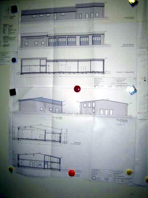 neues Feuerwehrgerätehaus in Hohenaspe