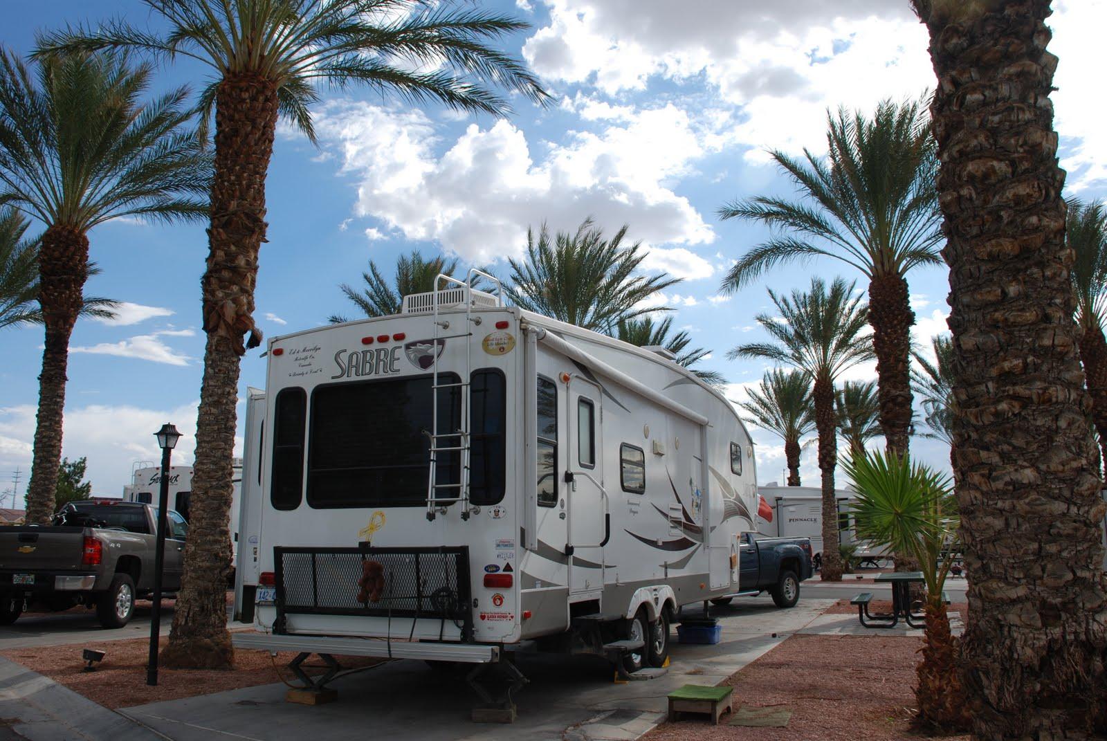 Sky Auto Sales >> Our North American Adventure: Oasis Las Vegas RV Resort ...