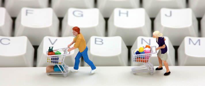 Giao diện web bán hàng nên đơn giản để bán được hàng