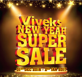 Viveks New Year Super Sale Is Back!
