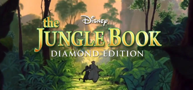 Diamond Edition The Jungle Book animatedfilmreviews.filminspector.com