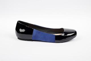Lily - Blue Black