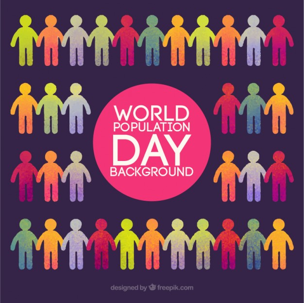World population day images 2017