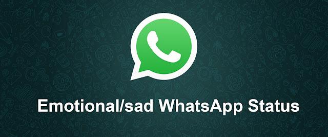 Emotional+sad+short+status+for+whatsapp