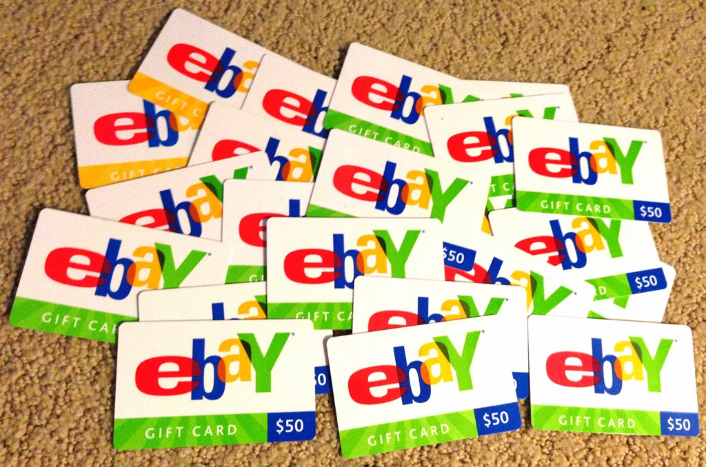 Coupon Code for eBay: How to Use an eBay Gift Card