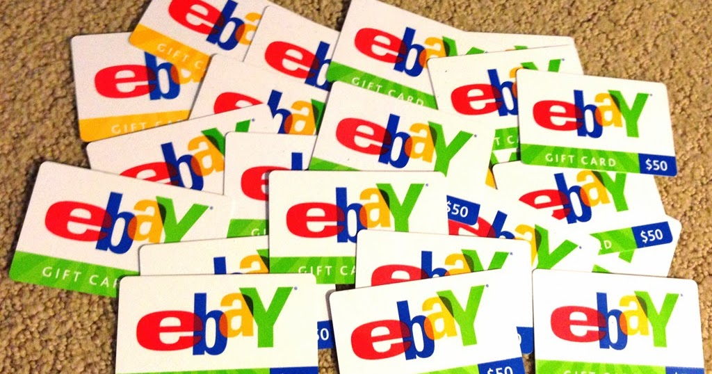Coupon Code For Ebay How To Use An Ebay Gift Card