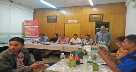 Ketua KPU Kota Padang Muhammad Sawati Ajak  Masyarakat Agar Gunakan Hak Pilihnya Untuk Datang Ke TPS