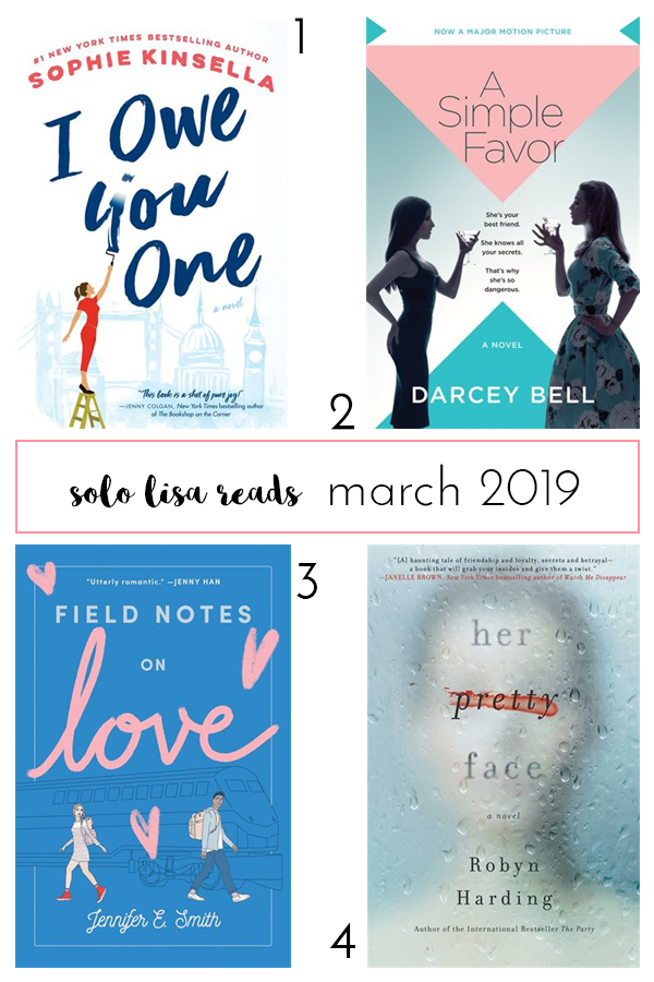 Round-up of books for March 2019