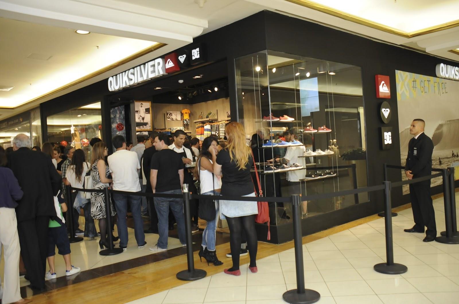 O evento aconteceu no Shopping Iguatemi São Paulo e contou com a presença  do diretor geral da Quiksilver no Brasil, Gustavo Belloc, além dos atores  Kayky ... 56586d2c1e