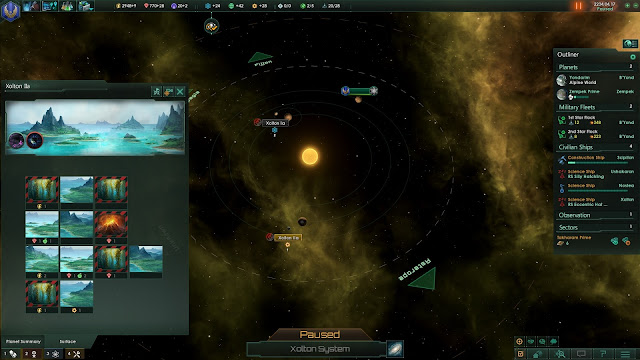 Planet Development | Stellaris Screenshot