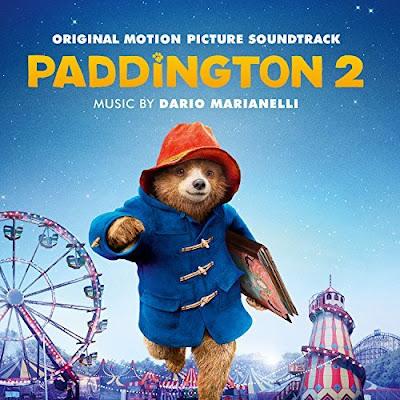 Paddington 2 Soundtrack Dario Marianelli