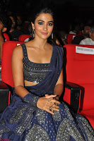 Pooja Hegde choli saree at DJ Duvvada Jaggannadham music launch ~  Exclusive 58.jpg