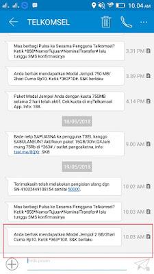 Promo Paket Data Murah Telkomsel