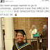 South African comedian shares picture of his mum who just graduated from University at 58