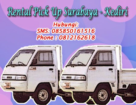 Rental Pick Up Zebra Surabaya-Kediri