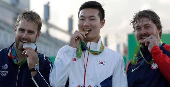 Juara Panahan Olimpiade 2016