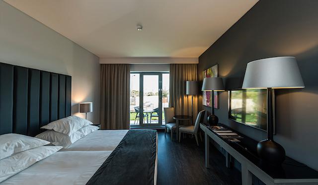 Hotel Vila Gale em Évora - quarto