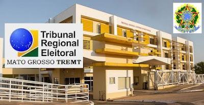 Apostila TRE/MT Concurso Mato Grosso  Técnico Judiciário.