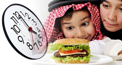 sehat di bulan puasa ramadhan