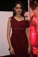 Pragya Jaiswal in Stunnign Deep neck Designer Maroon Dress at Nakshatram music launch ~ CelebesNext Celebrities Galleries 024.JPG