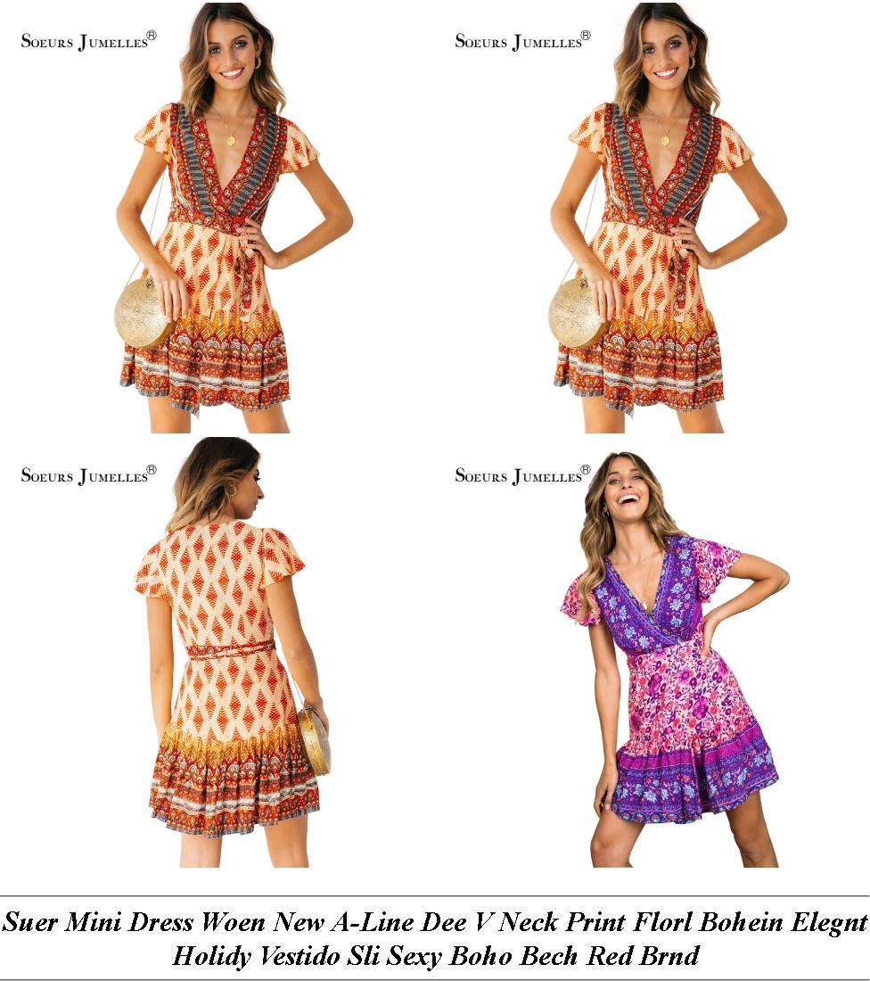 Lack Summer Dresses - Cheap Plus Size Womens Clothing Stores Online - Long Floral Gown With Sleeves