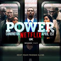 panasonic 4KTV, power series, 50 cent power, netflix