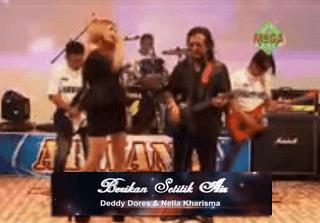 Lirik Lagu Berikan Setitik Air - Nella Kharisma & Deddy Dores