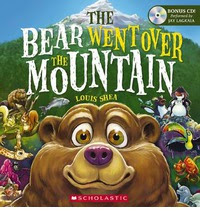 MOUNTAIN WENT OVER THE BEAR THE