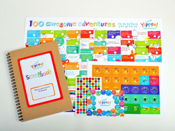 Yippee Adventures Activity Boxes