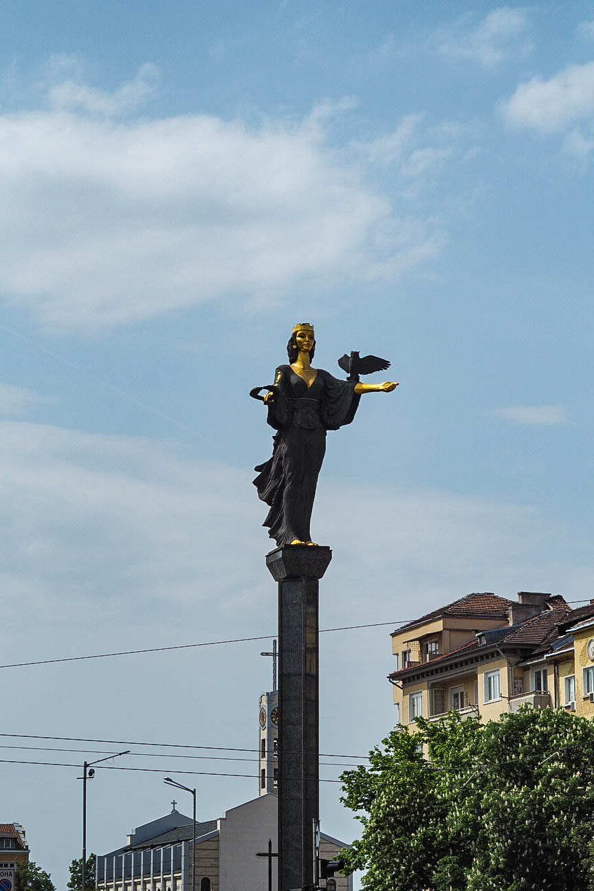 Statue of Saint Sofia