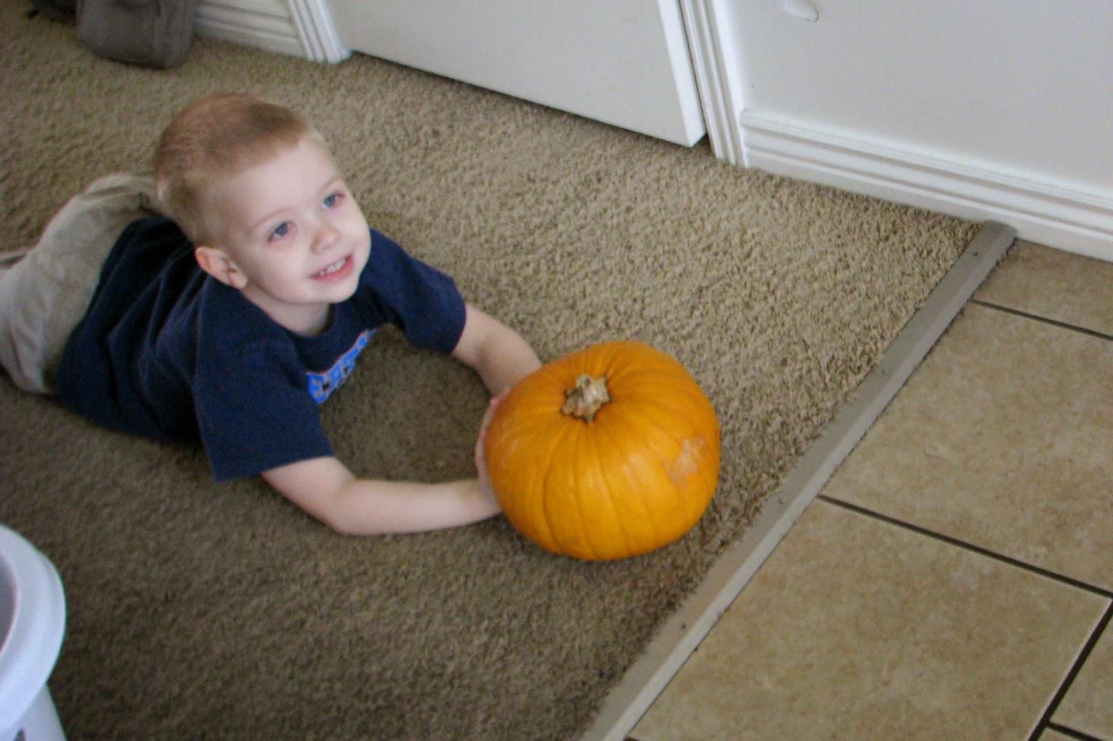 Mommy S Little Helper Pumpkins Preschool Theme