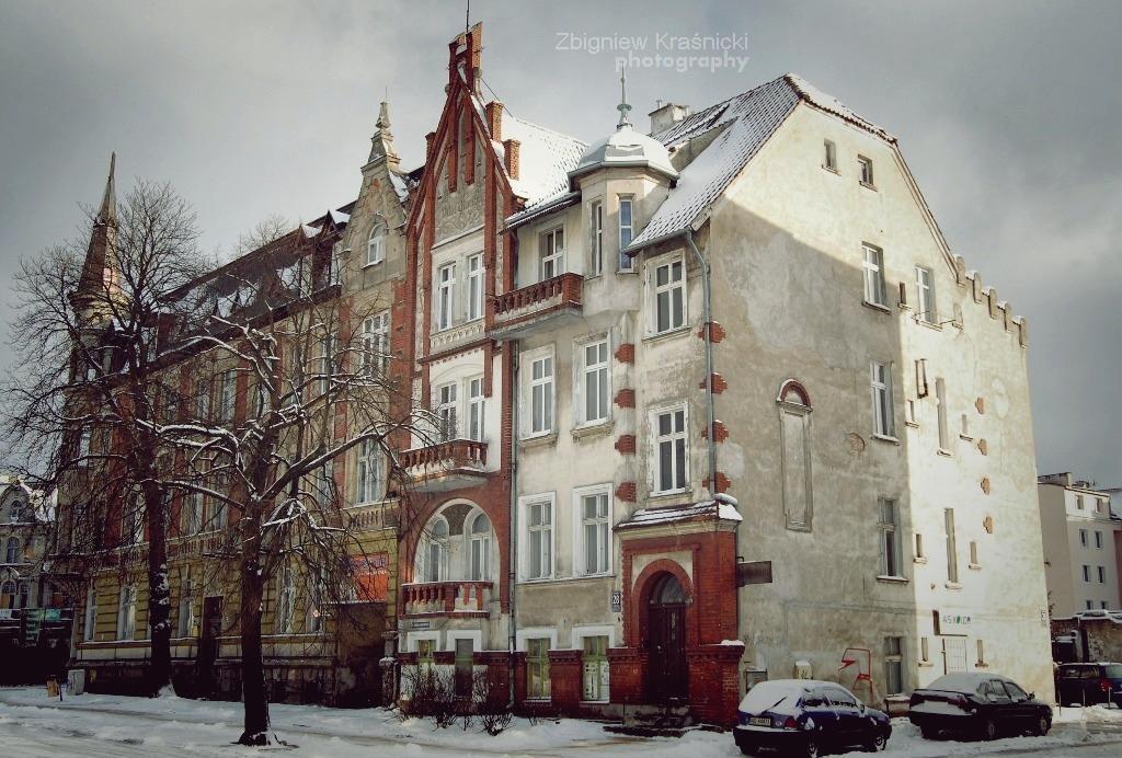 Villa Martha w Olsztynie