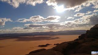 Visiter le désert de Wadi Rum en 2 jours pendant ton séjour