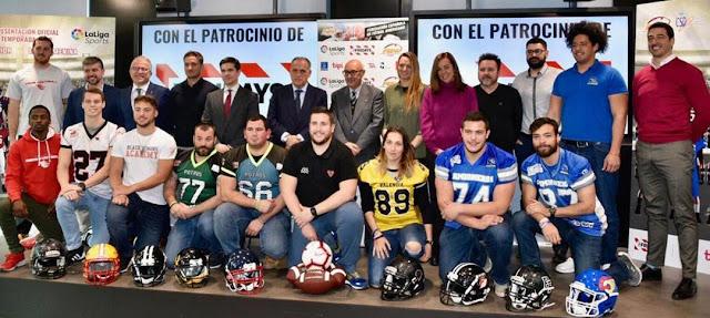 FÚTBOL AMERICANO - LNFA Serie A 2019