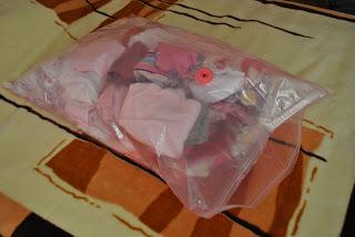 organizare haine pentru sacii de vidat