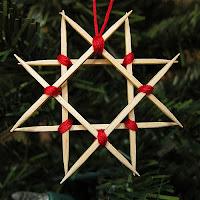 estrellas, star, diys, manualidades, Navidad, ornamentos