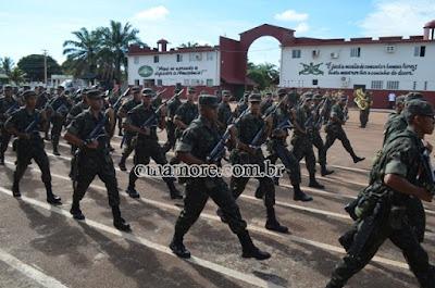 Exército Brasileiro abre 84 vagas para militares temporários