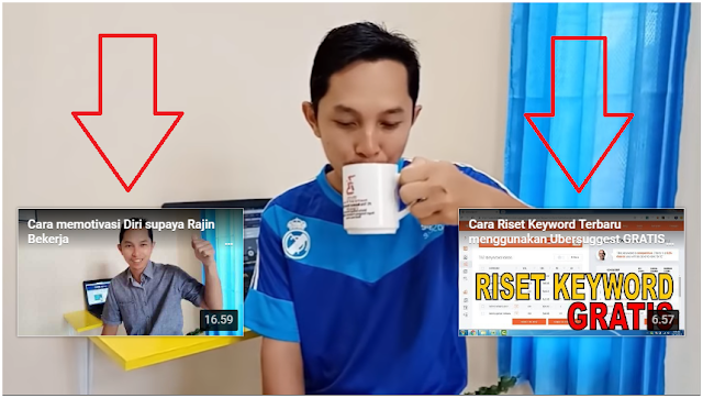 Cara menambahkan Layar Akhir di Vidio Youtube untuk meningkatkan SEO