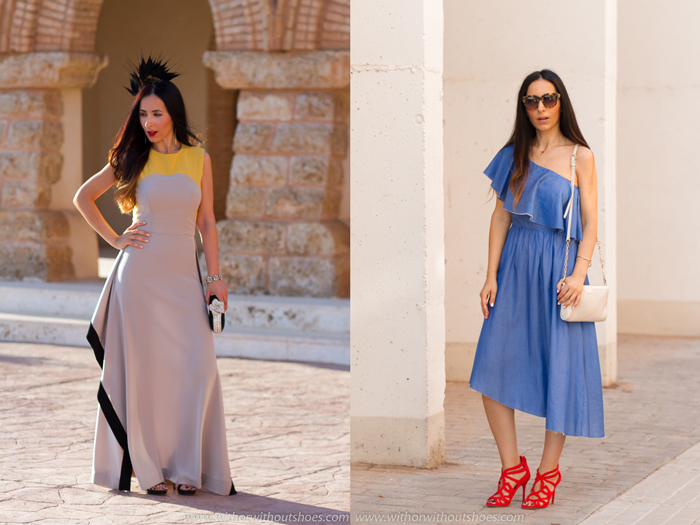 Los mejores looks verano de la blogger influencer de moda de Valencia