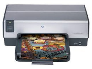Picture HP Deskjet 6540 Printer