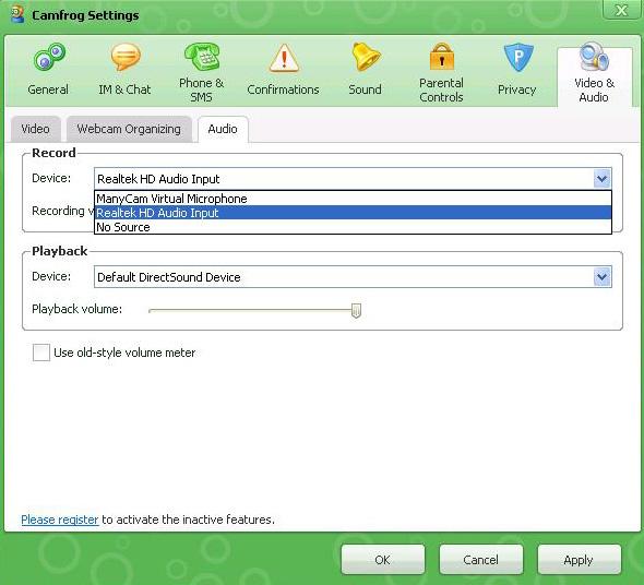 Cara Setting Take Mic Tm Windows Xp Update Cdp