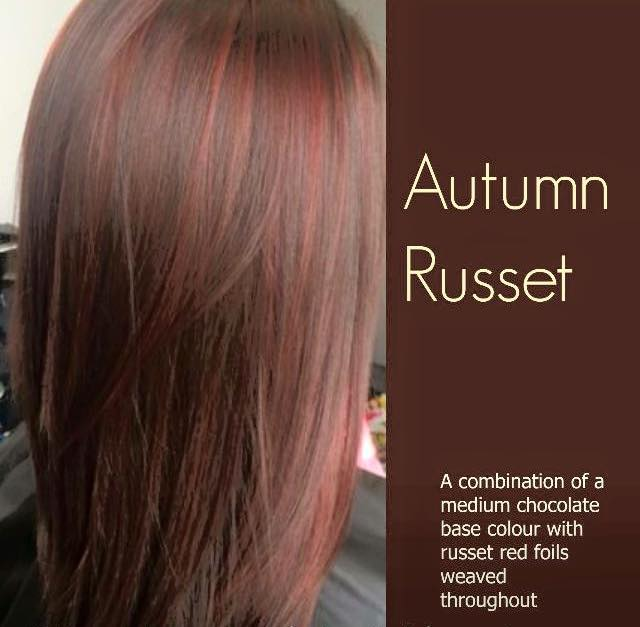 Hair By Season Dark Autumn