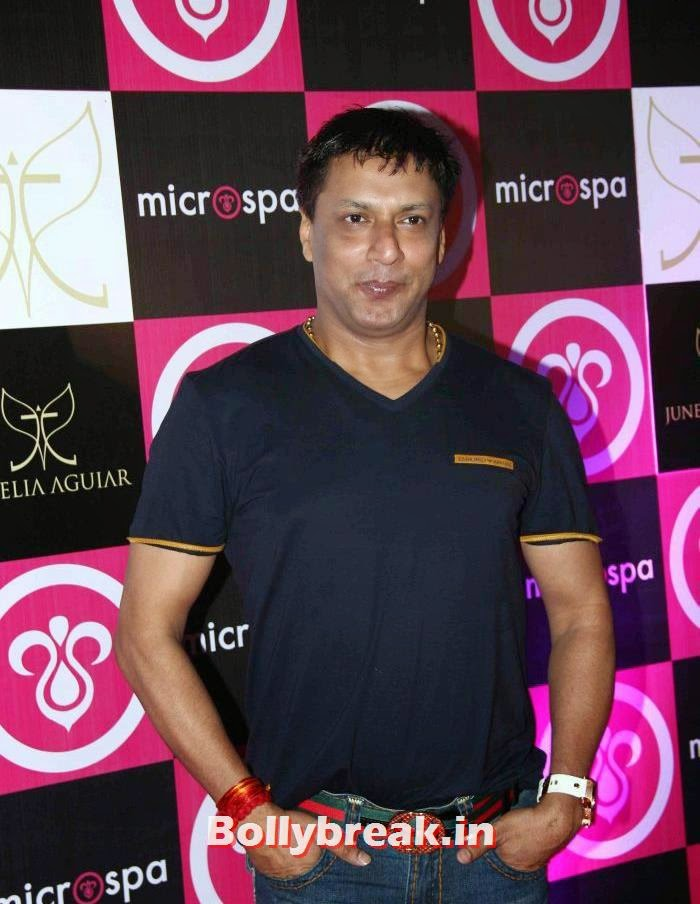 Madhur Bhandarkar, Keratin Secrets Launches Revolutionary Hair Care Product Microspa